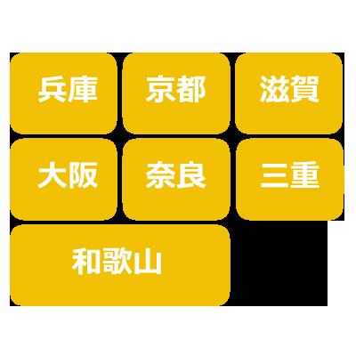 関西地域求人