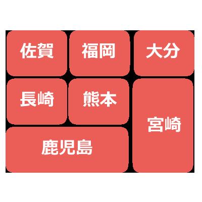 九州地域求人